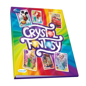 Album_Crystal-Fantasy_Magia-dos-Cristais