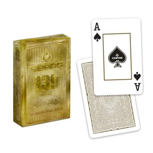 Baralho-139-Metal-Dourado-Naipe-Convencional---Tam-Bridge-Size-Naipe-Convencional