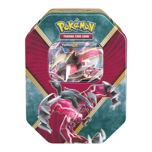 Lata-Pokemon-Lendas-de-Kalos-EX-Brilhante-Yveltal