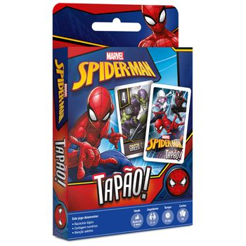 Spider-Man-Marvel-Tapao-Copag