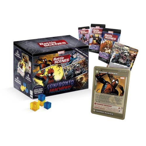 Master-Box-Battle-Scenes-Confronto-Aracnideo