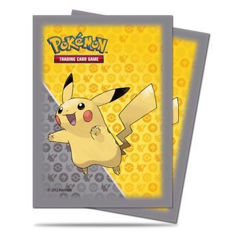 Sleeve-Pokemon-Pikachu