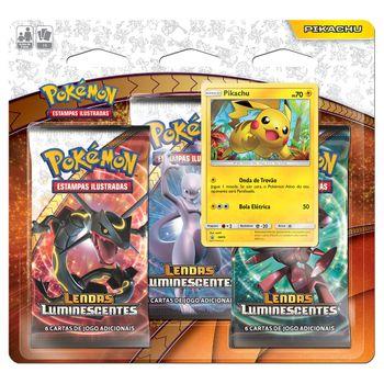 Pokemon-Triple-Pack-Pikachu-Lendas-Luminescentes