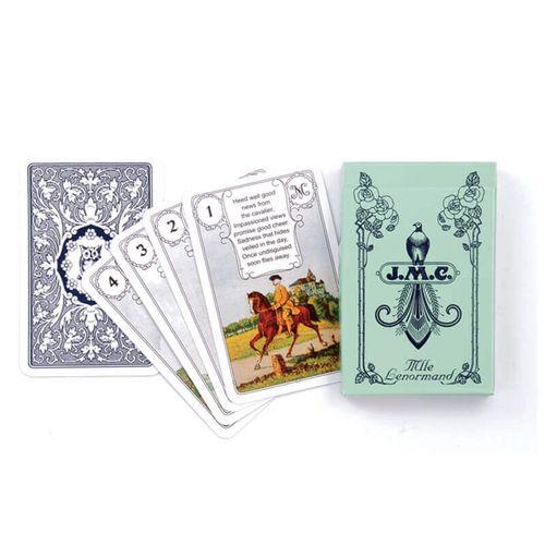 Baralho-Tarot---Mlle-Lenormand-Blue-Owl