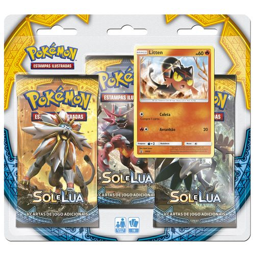 Triple-Pack-Pokemon-Litten-Sol-e-Lua