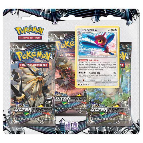 Triple-Pack-Pokemon-Porygon-Z-Sol-e-Lua-5-Ultra-Prisma