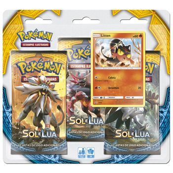Triple-Pack-Pokemon-Litten-Sol-e-Lua