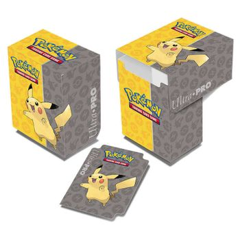 Deck-Box-Pokemon-Pikachu