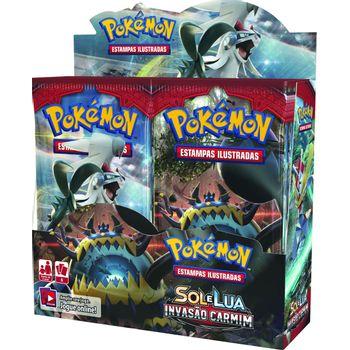box-display-pokemon-sol-e-lua-4-invasao-carmim