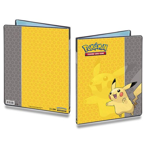 Pasta-para-Cards-Pokemon-Pikachu