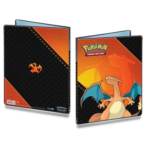 Pasta-para-Cards-Pokemon-Charizard