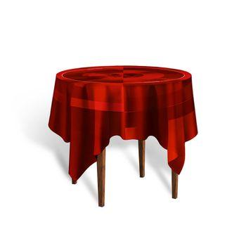 Toalha-de-Mesa-para-Carteado-Vermelha-Copag