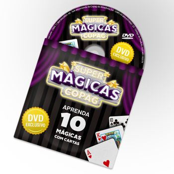 DVD-Super-Magicas-Copag