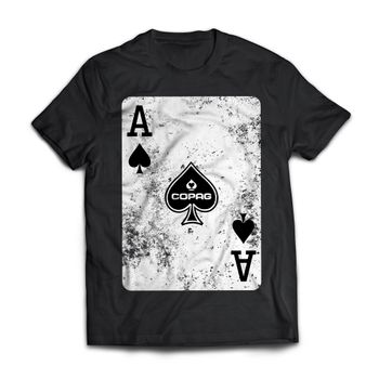 Camiseta Edição Especial Dia do Baralho 2018 Copag tamanho P