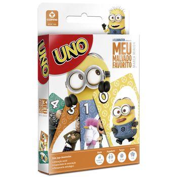 Jogo-Uno-Minions