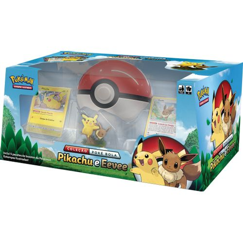 Colecao-Pokebola-Pikachu-e-Eevee-Pokemon