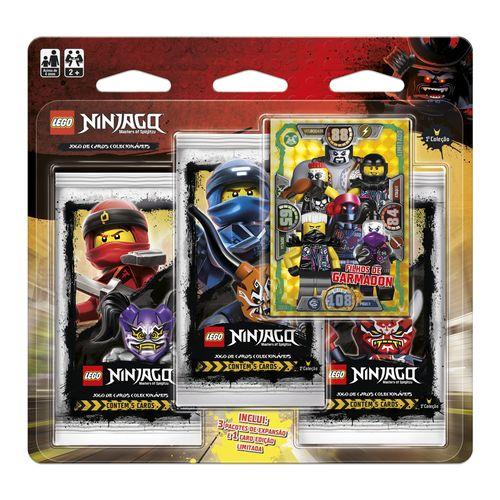 Blister-Triplo-Lego-Ninjago-Filhos-de-Garmadon-Primeira-Colecao