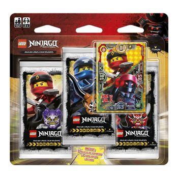 Blister-Triplo-Lego-Ninjago-Kai-Vs-Sr.-E-Primeira-Colecao