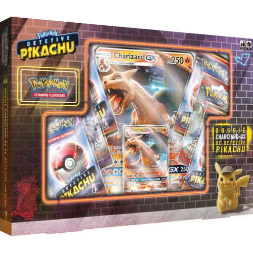 Box-Pokemon-Charizard-GX-Detetive-Pikachu