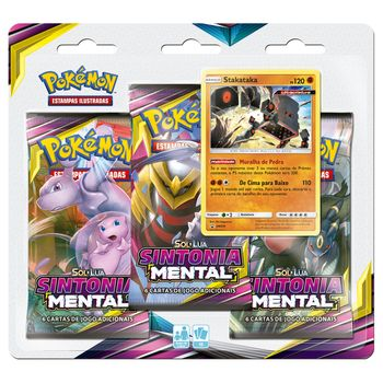Triple-Pack-Pokemon-Stakataka-Sol-e-Lua-11-Sintonia-Mental