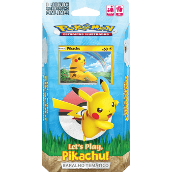Starter-Deck-Pokemon-Pikachu-Let's-Play