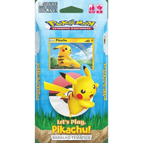 Starter-Deck-Pokemon-Pikachu-Let's-Play