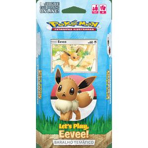 Starter-Deck-Pokemon-Eevee-Let's-Play