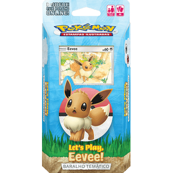Starter-Deck-Pokemon-Eevee-Let's-Play