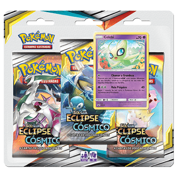Triple-Pack-Pokemon-Celebi-Sol-e-Lua-12-Eclipse-Cosmico