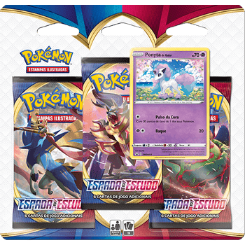 Triple-Pack-Pokemon-Ponyta-Espada-e-Escudo-1