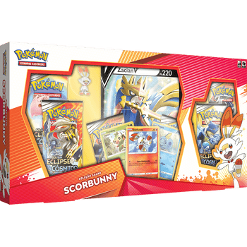 Box-Pokemon-Scorbunny-Zacian-Colecao-Galar