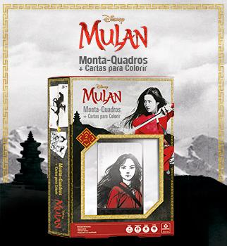 Banner Mulan