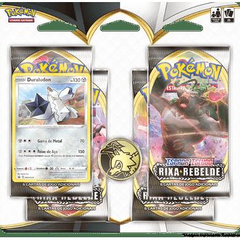 Blister-Quadruplo-Duraludon-Pokemon-Espada-e-Escudo-2-Rixa-Rebelde-