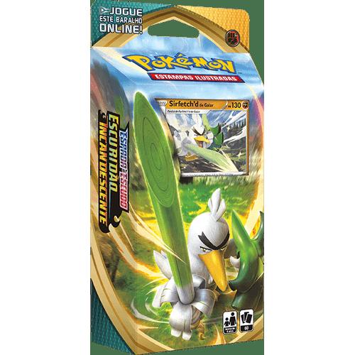 Starter-Deck-Pokemon-Sirfetch'd-de-Galar-Espada-e-Escudo-3-Escuridao-Incandescente-