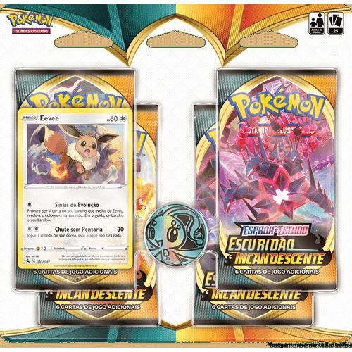 Blister-Quadruplo-Eevee-Pokemon-Espada-e-Escudo-3-Escuridao-Incandescente