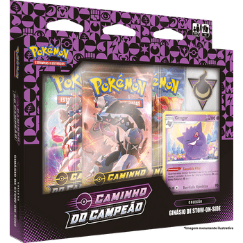 Box-Pokemon-Gengar-Caminho-do-Campeao