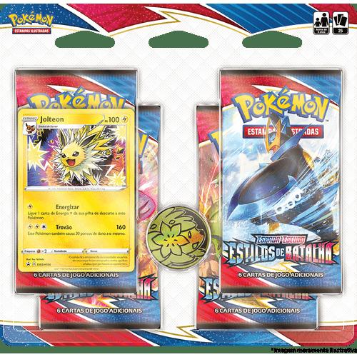 Blister-Quadruplo-Pokemon-Jolteon-Espada-e-Escudo-5-Estilos-de-Batalha