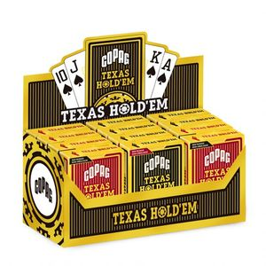 Baralho-de-Poker-Texas-Hold-em-de-Plastico-|-Caixa-de-Duzia-|-Naipe-Grande