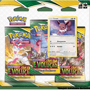 Triple-Pack-Pokemon-Evee-Espada-e-Escudo-7-Ceus-em-Evolucao