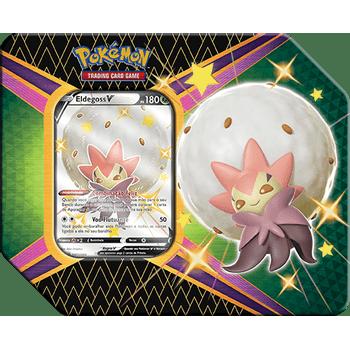 Lata-Pokemon-Eldegoss-V-Destinos-Brilhantes
